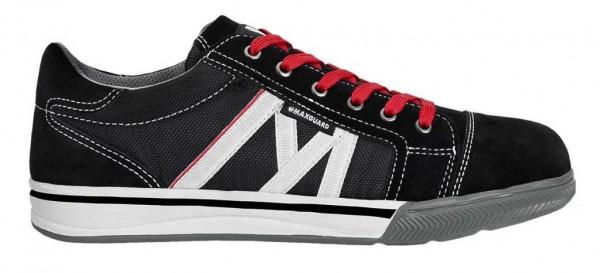 MAXGUARD® S031 Sneaker Skinner S1P black