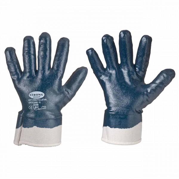 Baumwoll- Handschuhe FULLSTAR von strong