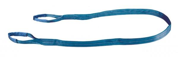 Hebeband 240 mm x 8 m von Tector, blau
