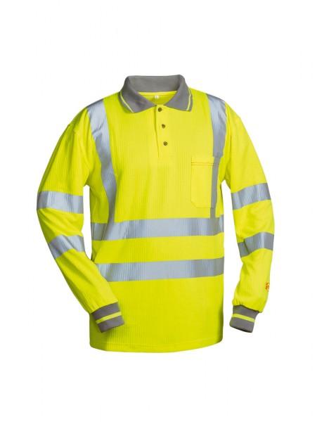 UV-Warnschutz Langarm-Shirts LUCA