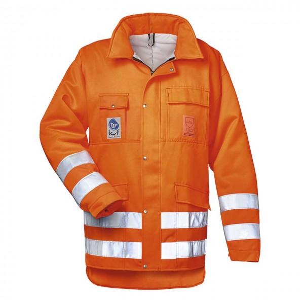 Warnschutz- Forstjacke LINDE - 2279