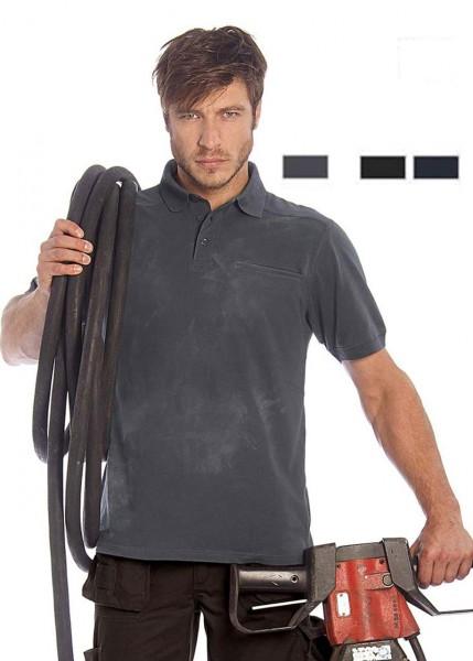 Skill Pro WORKER Poloshirt von B&C PUC10