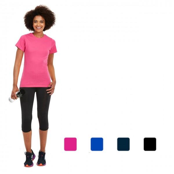 Ladies Classic T-Shirt  Baumwolle UC318