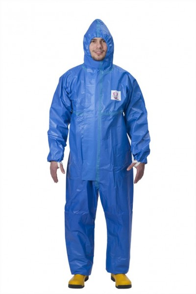 ProTec® Maxx Chemieschutzoverall Typ 3B
