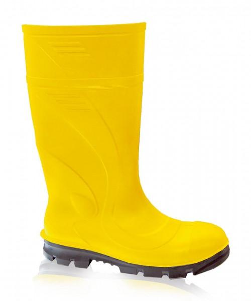 S5 PU-Stiefel RÖNNE von Craftland, gelb
