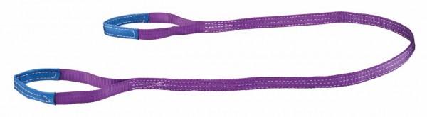 Hebeband 30 mm x 1 m violett