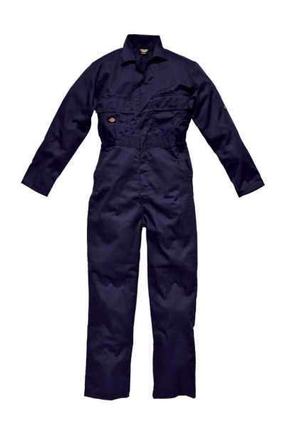 Dickies Redhawk Overall in marine
