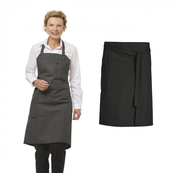 Leiber Jeans-Style Latzschürze 11/2786