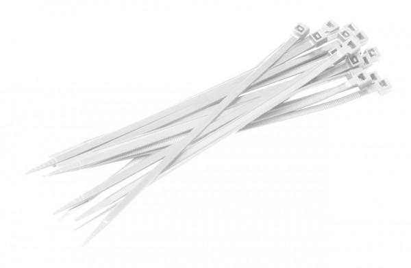 Kabelbinder 2,5 mm x 100 mm aus Nylon, 1