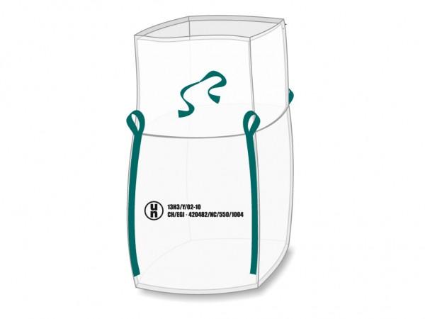 UN Big Bag 90x90x110cm, 13H3/Y 7414