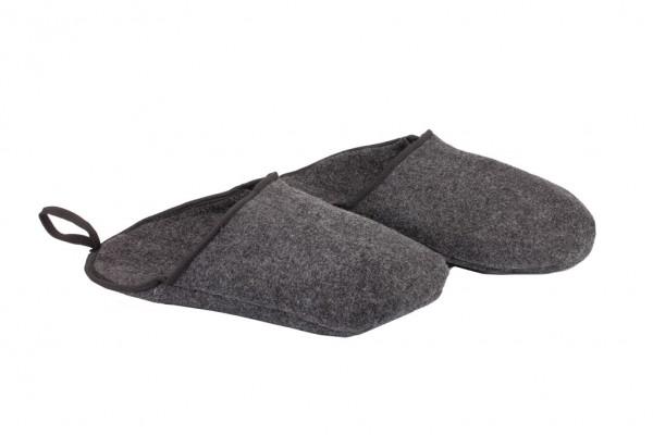 Filz- Überpantoffeln LUDWIG, 3649
