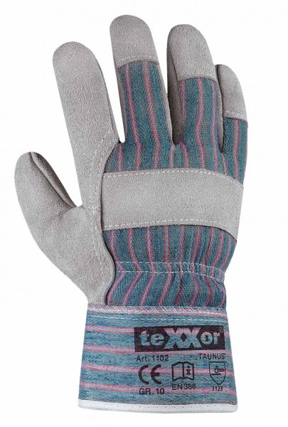 Rindkernspaltleder-Handschuhe TAUNUS