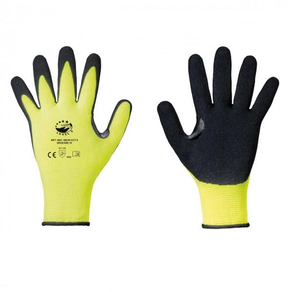 Schnittschutz- Handschuh NEON CUT 5