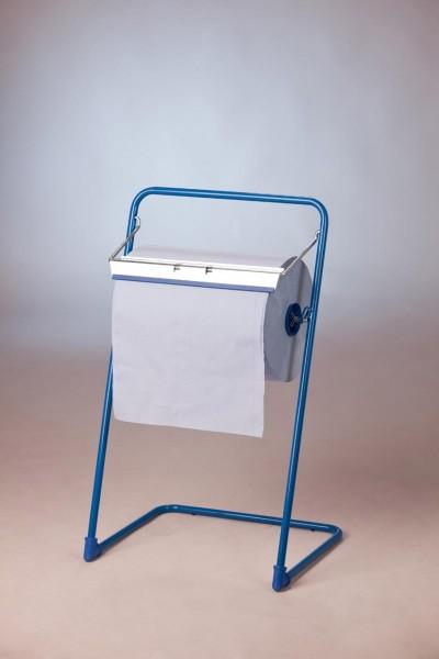 Bodenständer für Putzpapierrollen F-8620