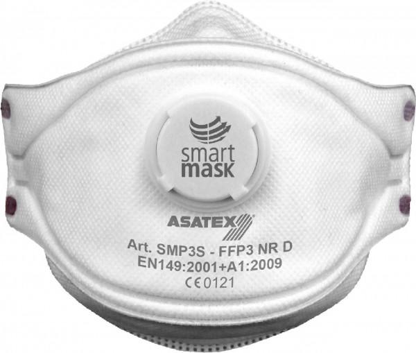 Smartmask Feinstaub-Faltmaske FFP3 NR D