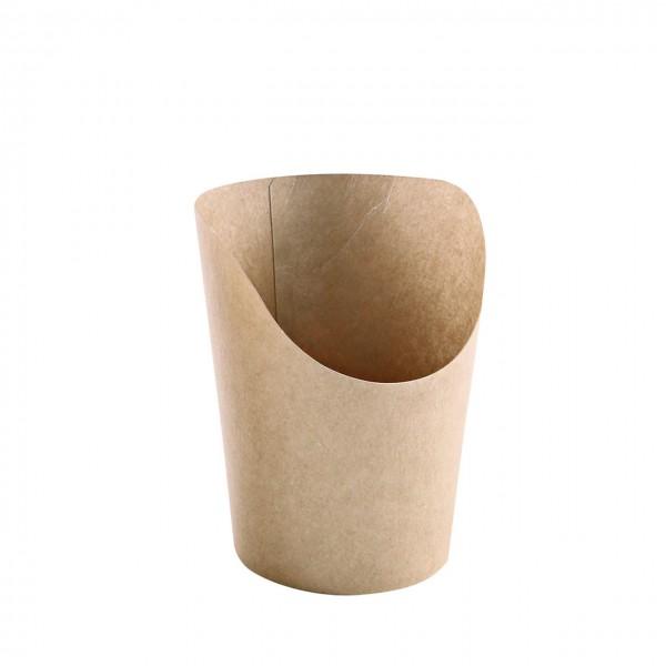 Snackverpackung-Wrap
