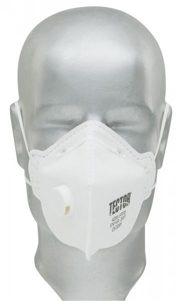 Feinstaub- Faltmaske FF P2, 4203