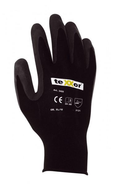 Polyester-Handschuh LATEX BESCHICHTET