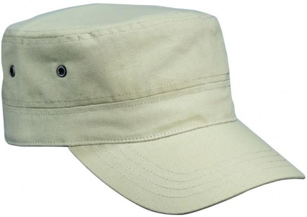 Military Cap beige