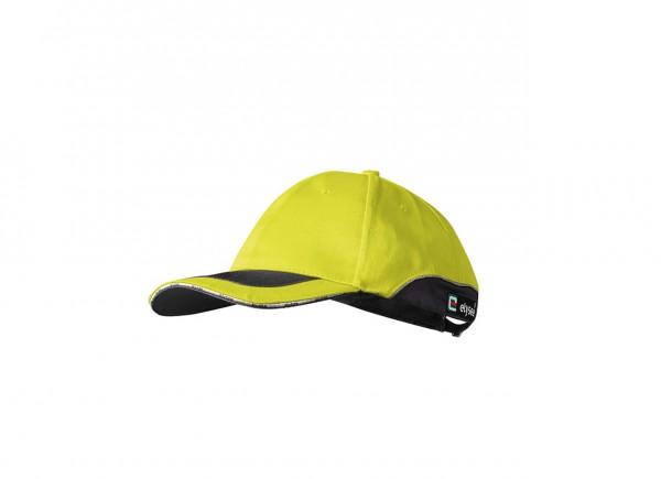 Warnschutz- Cap DANIEL von elysee, gelb