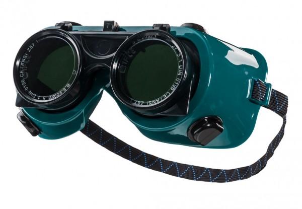Schweißerbrille mit Klappfunktion 4160