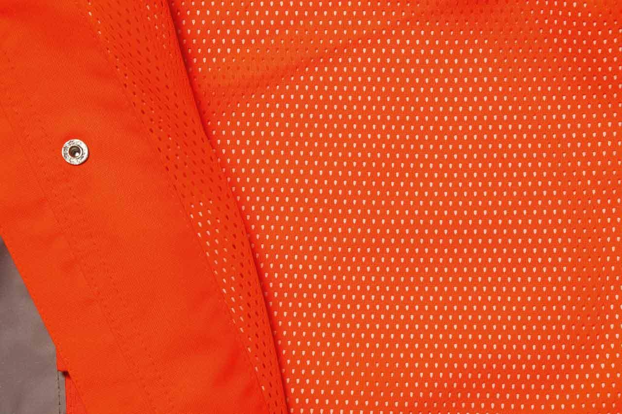 120178dd0efe7a ... Vorschau: Warnschutz- Regenjacke NILS von SAFESTYL