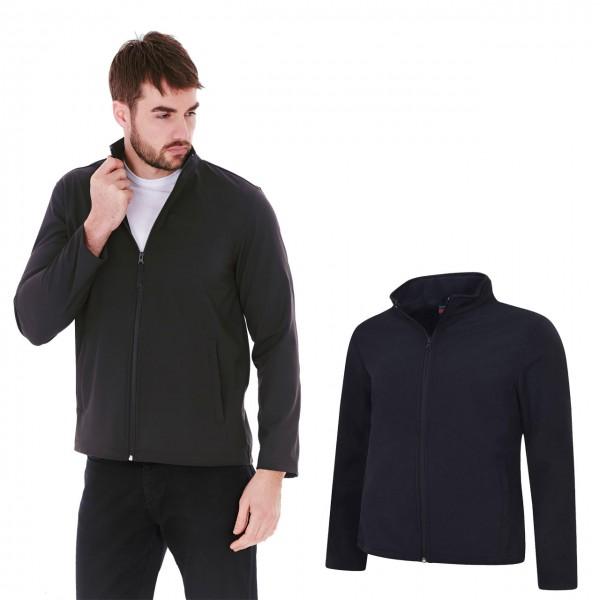 Leichte Softshell Jacke UX6 von Uneek