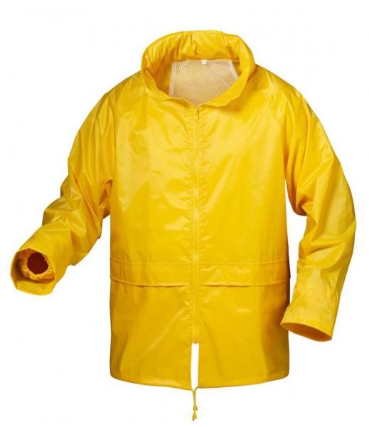 Craftland Regenjacke HERNING, gelb