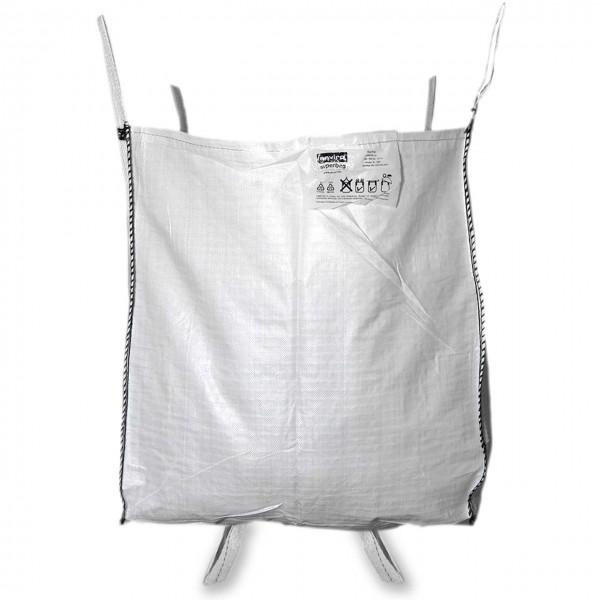 Steine Big Bags 90x90x90 cm, mit 2 Hande