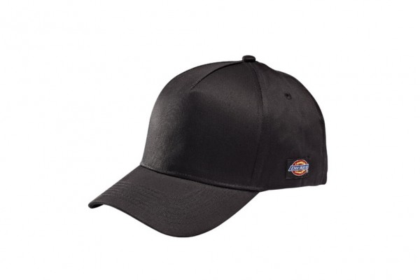 Dickies Basic Baseball-Cap, schwarz
