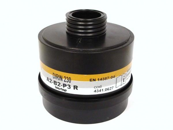 Sekur Mehrbereichs-Kombi-Filter DIRIN