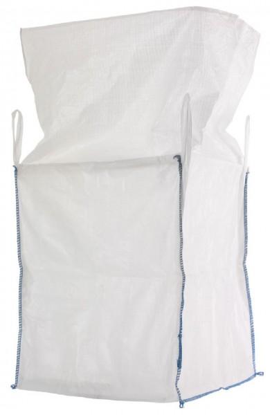 Big Bag mit Schürze, 90x90x110 cm