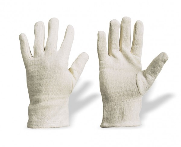 Jersey-Handschuhe 100% Baumwolle URUMCHI