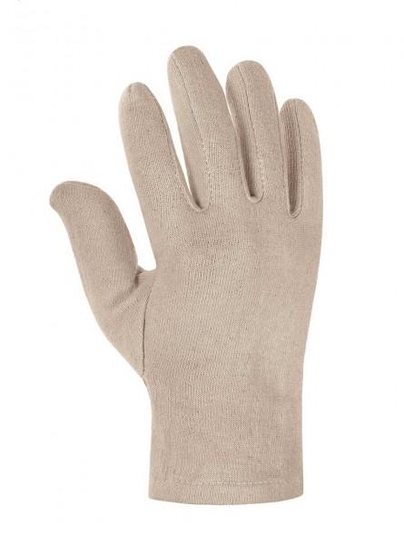 Baumwolljersey-Handschuhe MITTELSCHWER