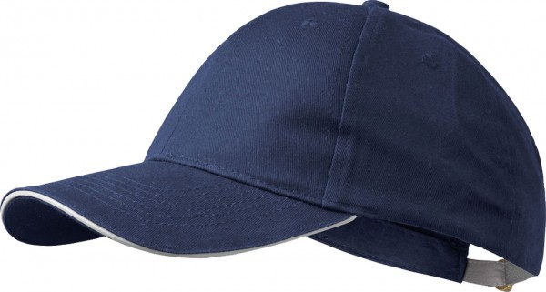Basic Base- Cap HEIKO von elysee, marine