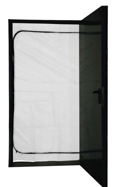 Reißverschlusstürr C- Form 150x200 cm