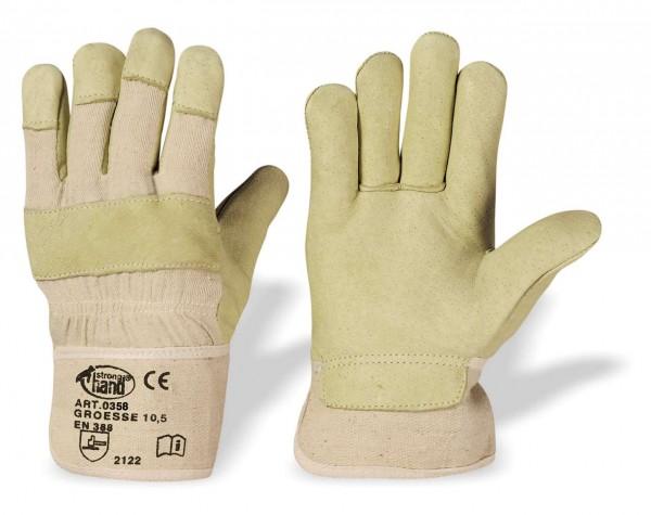 Schweinsvollleder-Handschuh 88 PAWA