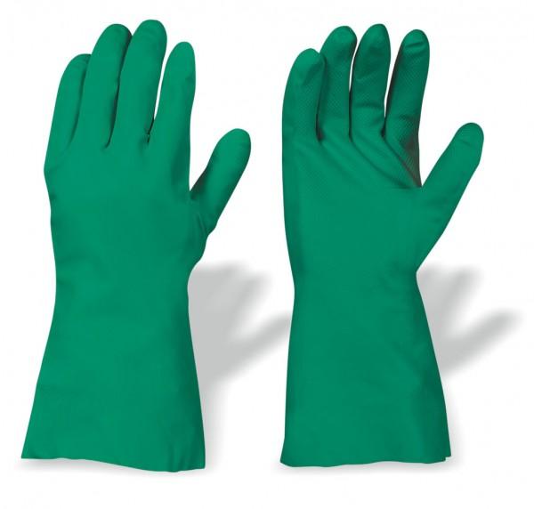 Nitril- Chemieschutzhandschuhe 0458
