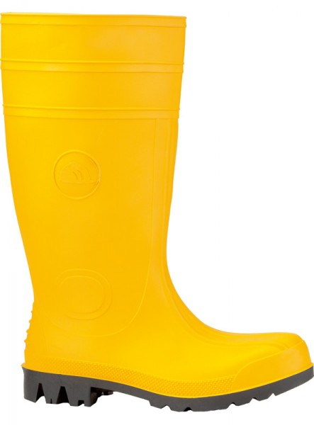 S5 Gummistiefel, gelb 35365