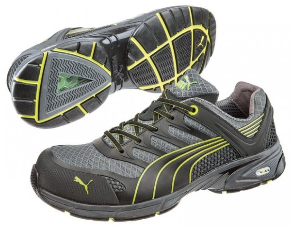 Puma S1P Arbeitsschuh Fuse Motion Green