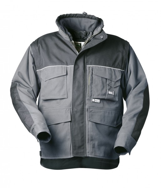 Canvas- Outdoorjacke MCMURRAY -21807