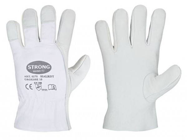 Schaf-Nappaleder-Handschuhe SIALKOT von