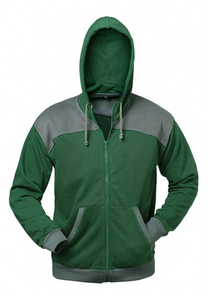 Sweat-Shirt Jacke NEAPEL elysee 21033