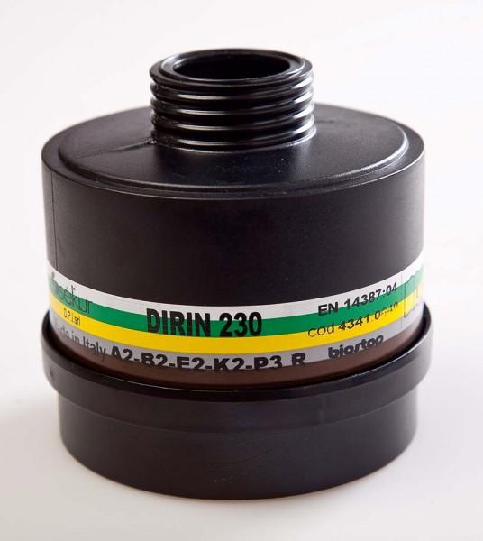 Sekur Mehrbereichs-Kombi-Filter DIRIN 23