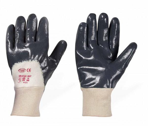 Baumwoll- Handschuhe NITRILSTAR von stro