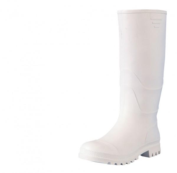 PVC- Stiefel weiß, 35055