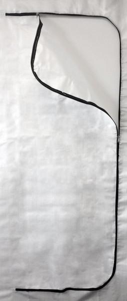 Reißverschlusstür C-From 120 x 220 cm, a