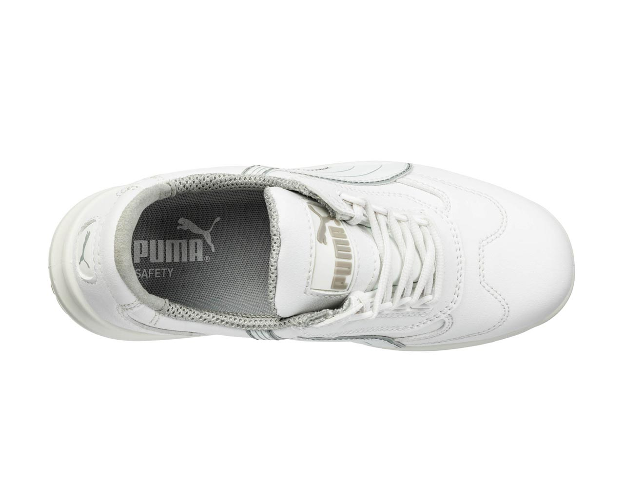 Puma S2 Arbeitsschuh Clarity Low, 640622
