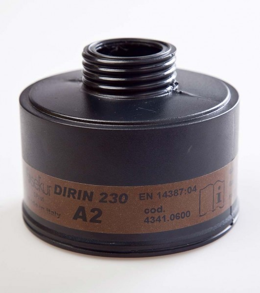 Sekur Gasfilter DIRIN 230 A2, RD40