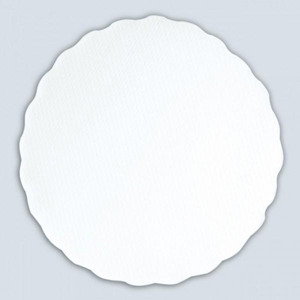 Plattenpapier von Hygostar, rund